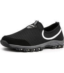 sneakers resistenti allo scivolamento da esterno traspiranti e traspiranti