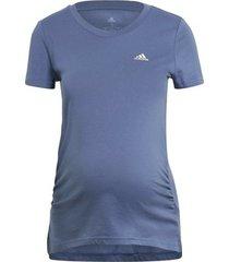 t-shirt korte mouw adidas essentials katoenen t-shirt (positiekleding)