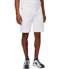 boss men's headlo tr jersey shorts