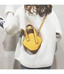 borsa donna chic in pelle chic casual crossbody solido borsa piccola spalla borsa