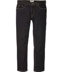 jeans regular fit straight (nero) - john baner jeanswear