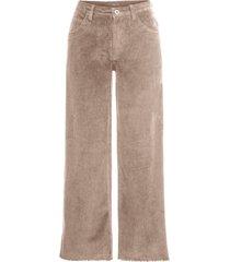 pantaloni di velluto (marrone) - rainbow