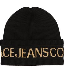versace jeans couture beanie