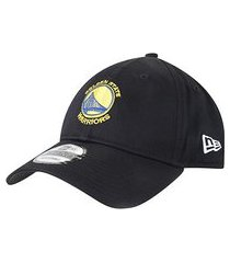 boné new era nba golden state warriors aba curva strapback 920