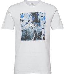 tomio 5 t-shirts short-sleeved vit boss
