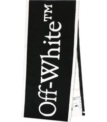 off-white off-white scarf