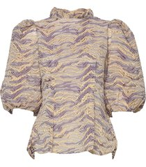 addie blouses short-sleeved lila stella nova