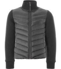 schott nyc robson jacket   black   sctrob-blk