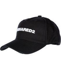 dsquared2 grizzly wings baseball cap