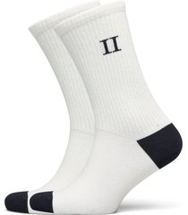 william 2-pack socks underwear socks regular socks vit les deux