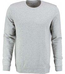 minimum grijze sweater