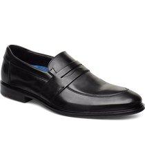 maarten shoes business loafers svart lloyd