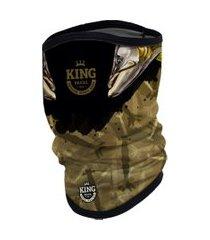 bandana king brasil preto