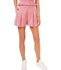 1.state front pleat shorts