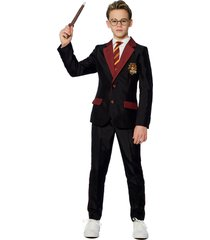 boy's suitmeister kids' harry potter two-piece suit with tie (big boy)