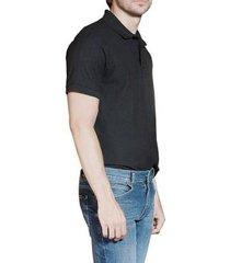 camiseta polo lee malha piquet manga curta masculina - masculino