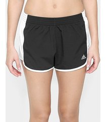 short adidas 100m dash feminino