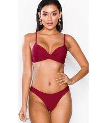 nly beach brazilian bikini panty trosa sangria