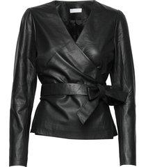 2nd electra blouse lange mouwen zwart 2ndday