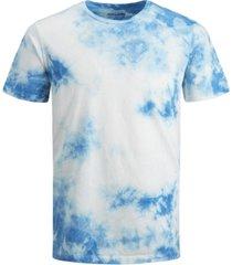 jack & jones men's tie dye t-shirt