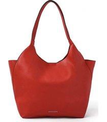 cartera   roja amphora minuvar