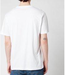belstaff men's coteland 2.0 t-shirt - white - xxl