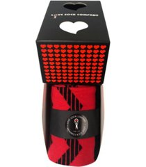 love sock company men's socks gift box - zig zag