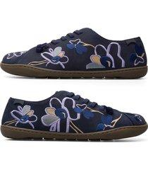 camper twins, scarpe casual donna, blu , misura 42 (eu), k200733-005