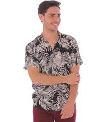 camisa tropical para hombre 100174-00