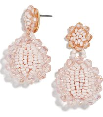 women's baublebar beaded drop earrings