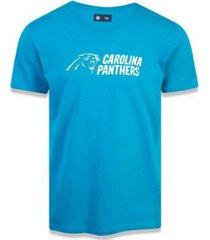 camiseta carolina panthers nfl new era masculina