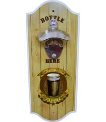 abridor de garrafa de parede crafted beer