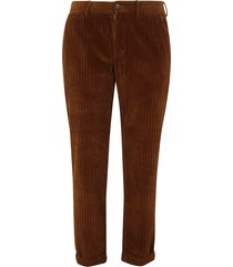 golden goose conrad ribbed trousers