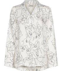 fie shirt top vit underprotection