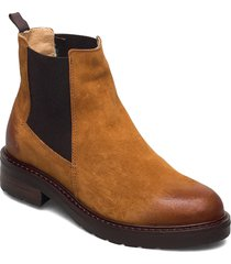 jemma wool shoes chelsea boots beige pavement