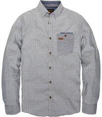 pme legend grijsblauw overhemd