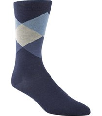 cole haan men's diamond crew socks
