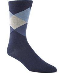cole haan men's diamond crew socks