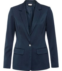 blazer con bottoni gioiello (blu) - bodyflirt boutique