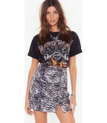 womens wild in the city sequin mini skirt - silver