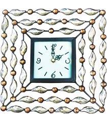 relógio kasa ideia de mesa diamante - tricae