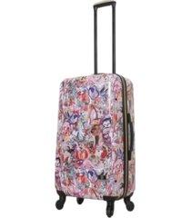"halina susanna sivonen squad 24"" hardside spinner luggage"