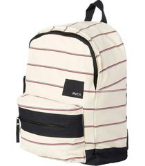 mochila algodon tides backpack multicolor rvca