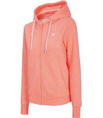 sweater 4f women's sweatshirt hoodie nosh4-bld004-64m