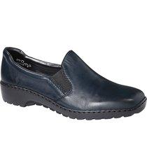 skor från rieker rieker mörkblå