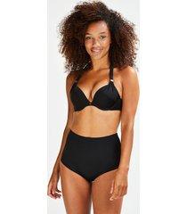 hunkemöller bikiniboxertrosa basic svart