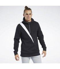 sweater reebok sport archive evolution hoodie