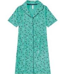 camisola floral manga curta malwee liberta feminina