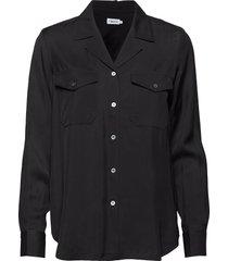 cruise blouse blouse lange mouwen zwart filippa k