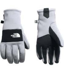 guantes sierra etip gris the north face
